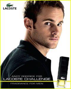 Andy Roddick Lacoste Challenge