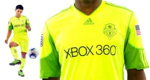 Seattle Sounders jersey