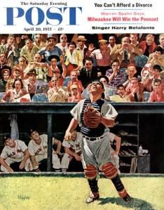 NY Yankees Yogi Berra