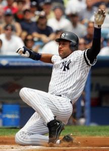 Jeter NY Yankees