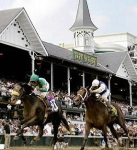 Super Saver in Kentucky Derby 2010